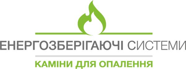 Логотип компанії Каміни на дровах