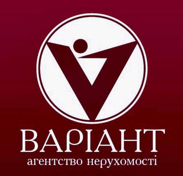 Логотип компанії Агентство нерухомості ВАРІАНТ