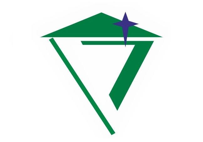 Логотип компанії Смарагд, будівельний магазин