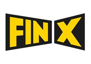 Логотип компанії FinX