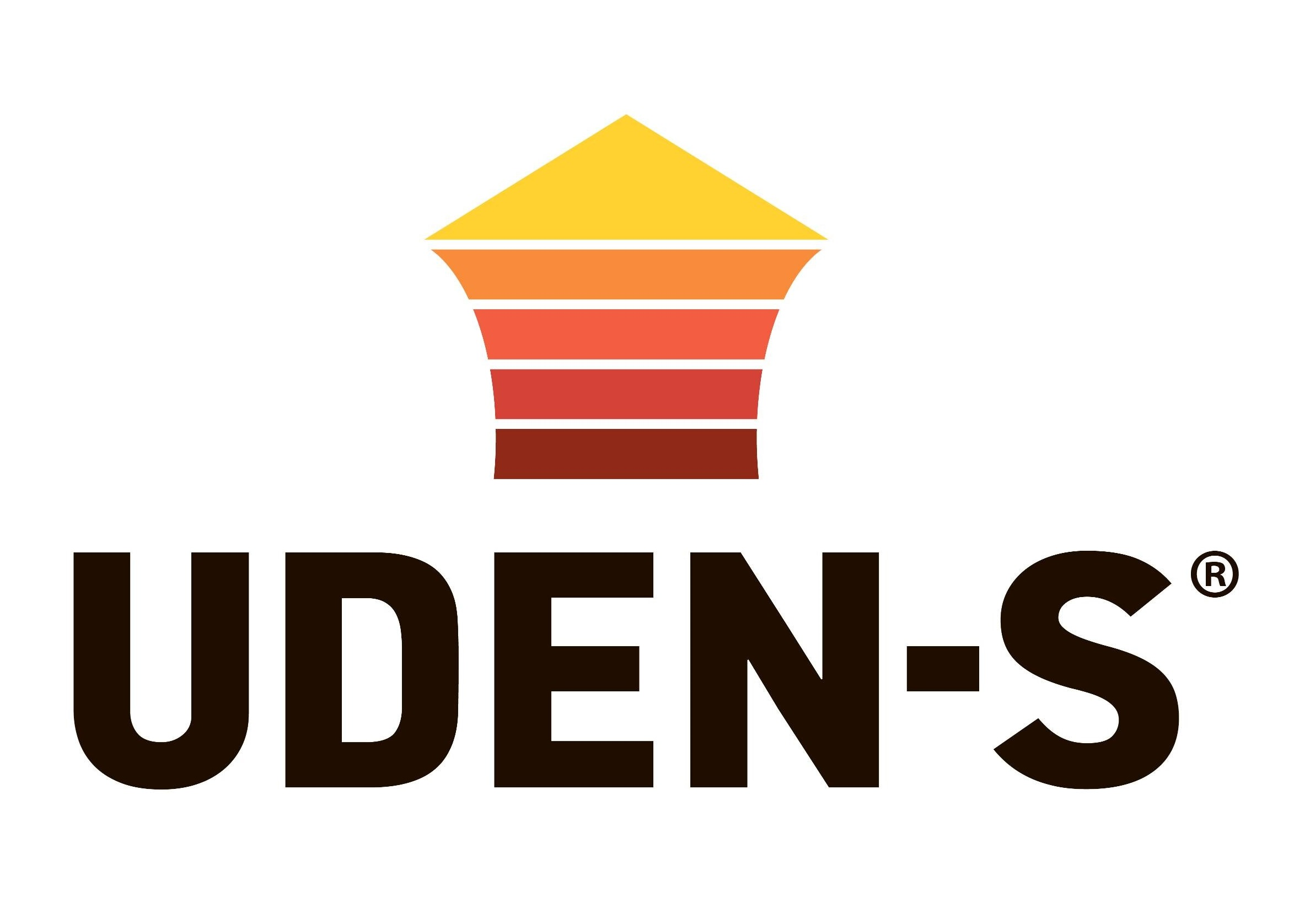 Логотип компанії UDEN-S