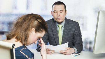 """Кому роботодавці кажуть """"ні"""" - 10 причин відмови при співбесіді"""