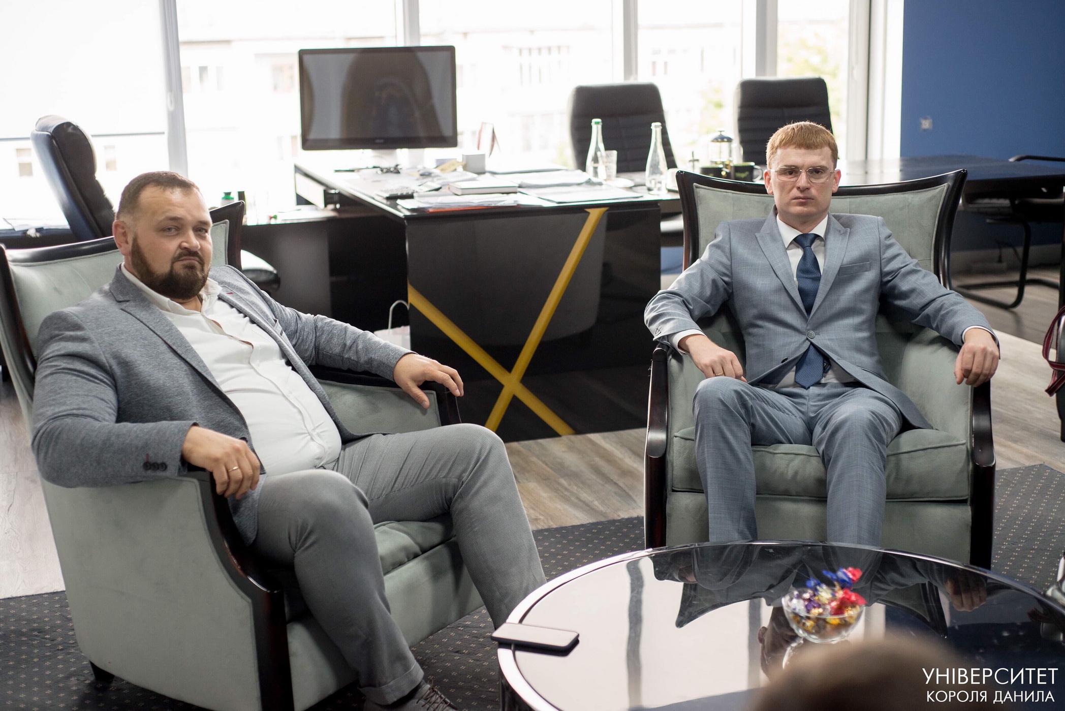 Університет Короля Данила першим серед закладів вищої освіти Прикарпаття запровадив нову систему управління