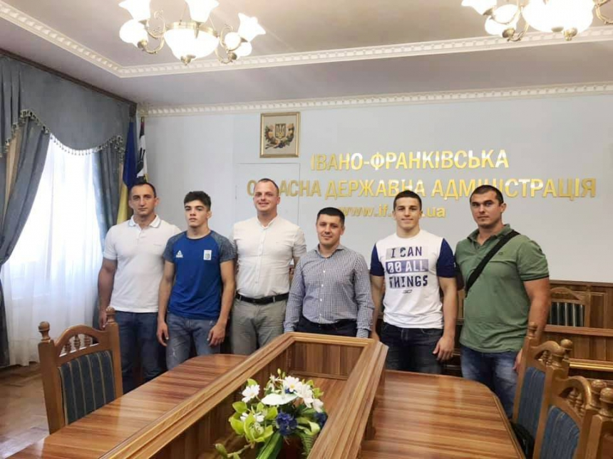 Прикарпатські призери чемпіонатів світу та Європи готуються до нових поєдинків