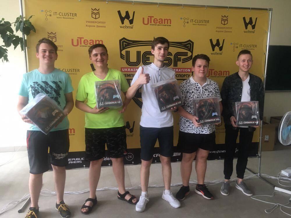 В Івано-Франківську вперше відбувся чемпіонат України з кіберспорту