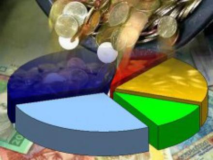 Надходження податків до місцевих «скарбниць» зросли на півмільйона гривень