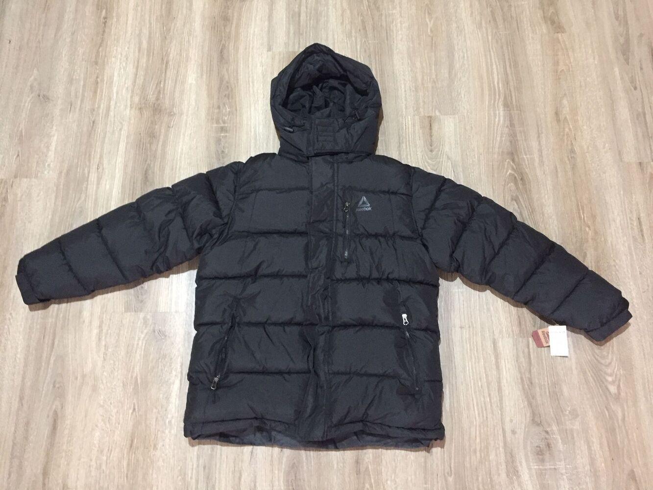 Продам нову зимову куртку Reebok Bubble Jacket