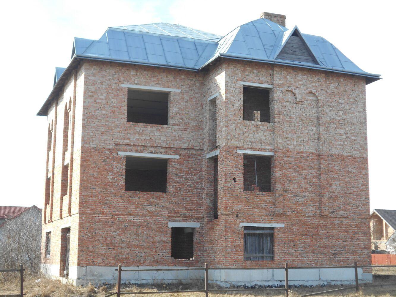 Продам новозбудований будинок у с. Загвіздя