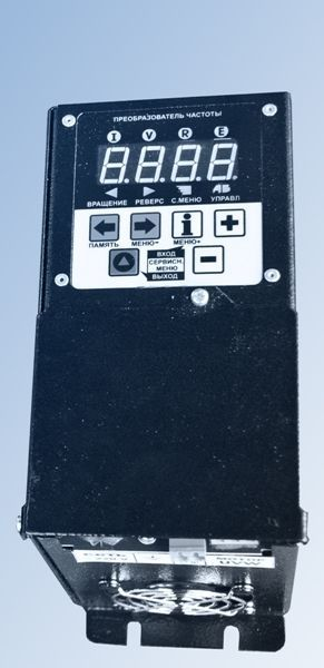 Перетворювач напруги частотний, 220В на 380В