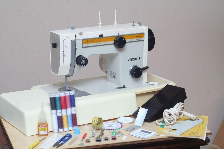 Швейна машина Veritas 8014-29 Німеччина шкіра 16,6 кг - Гарантія 6 міс.