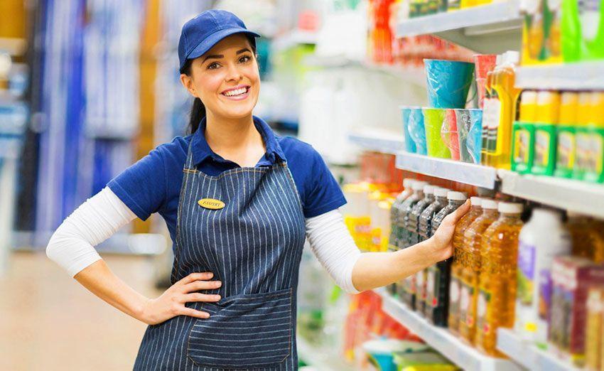 Фото оголошення Продавець продовольчих товарів