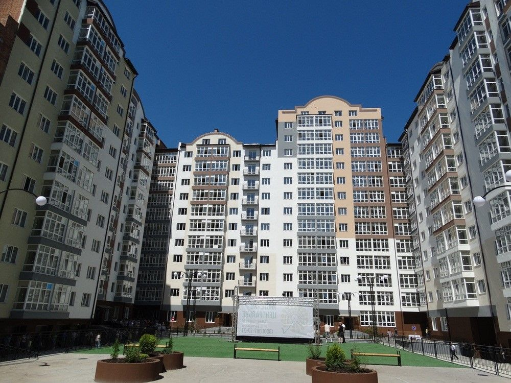 1-к. квартира в центрі