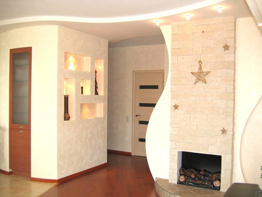 Фото оголошення Комплексний ремонт квартир, гіпсокартонні роботи