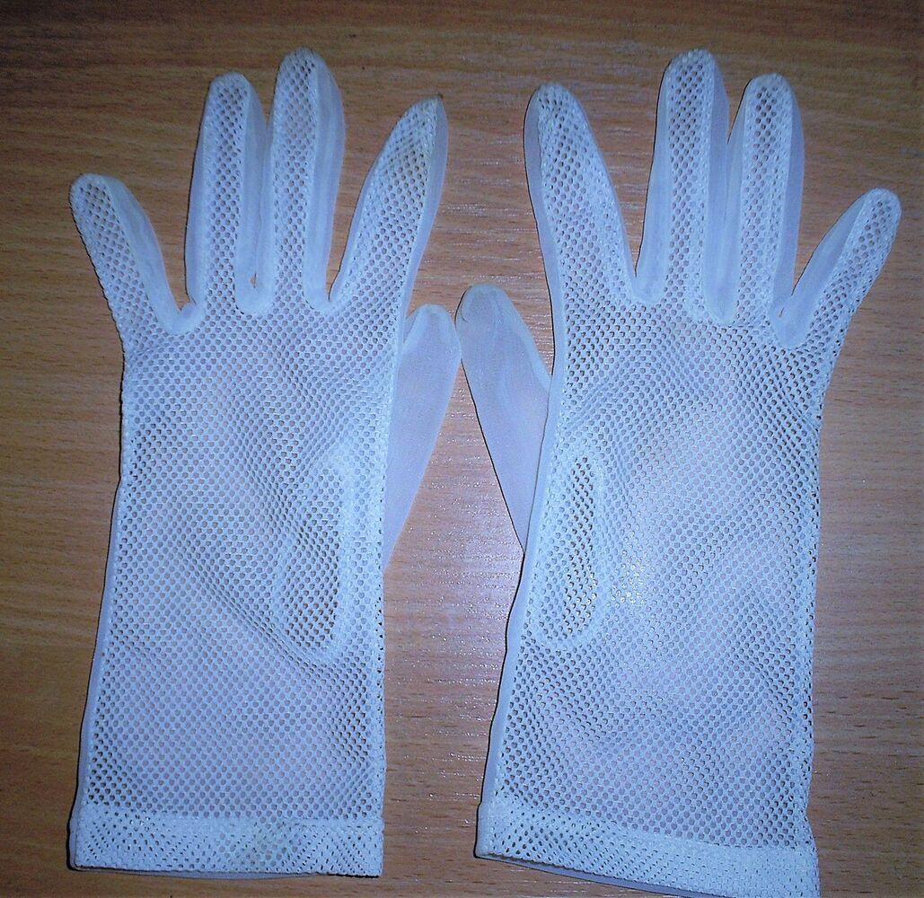 весильні рукавички