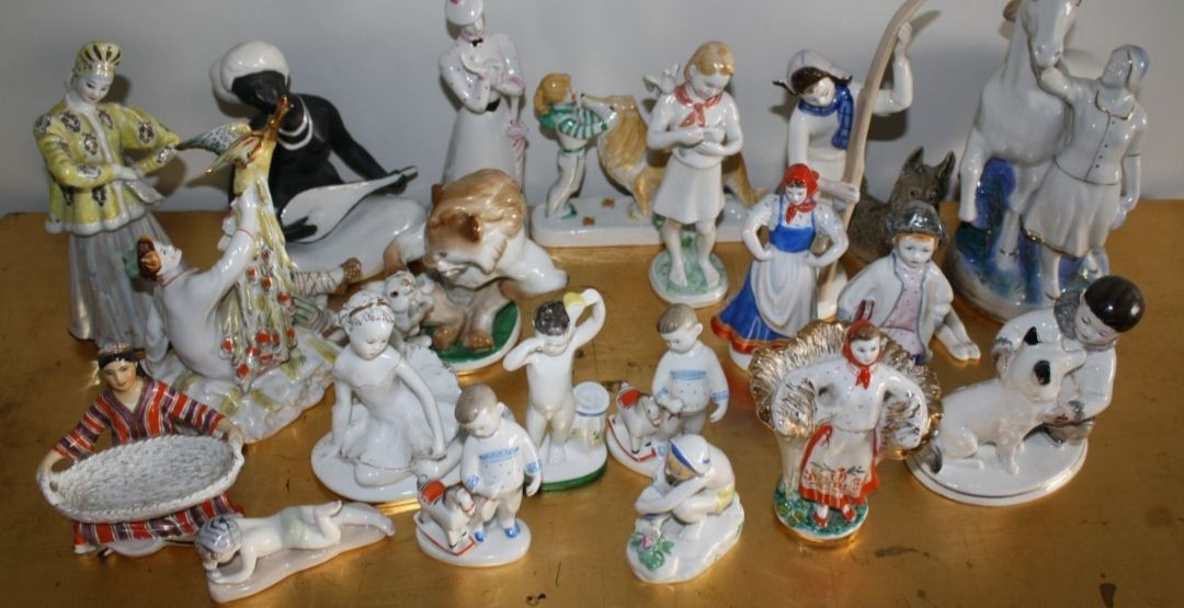 Дорого куплю фігурки (статуетки) СССР