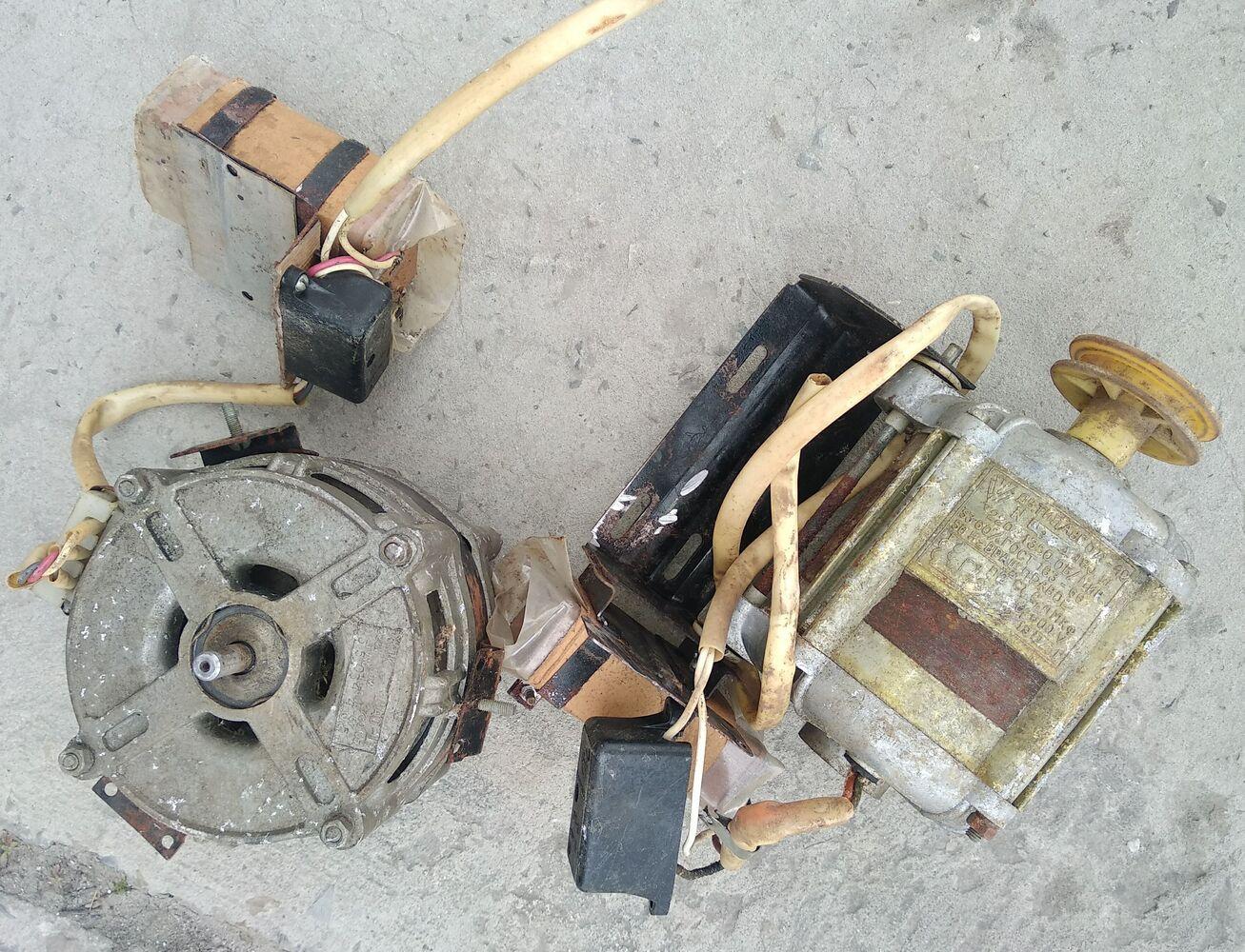 Продам електродвигун від пральної машини