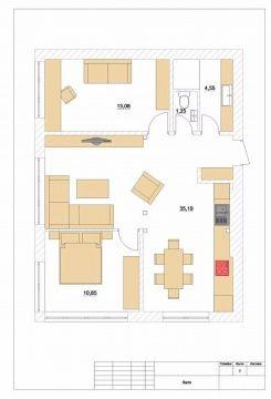 Продам 2-кімнатну квартиру.