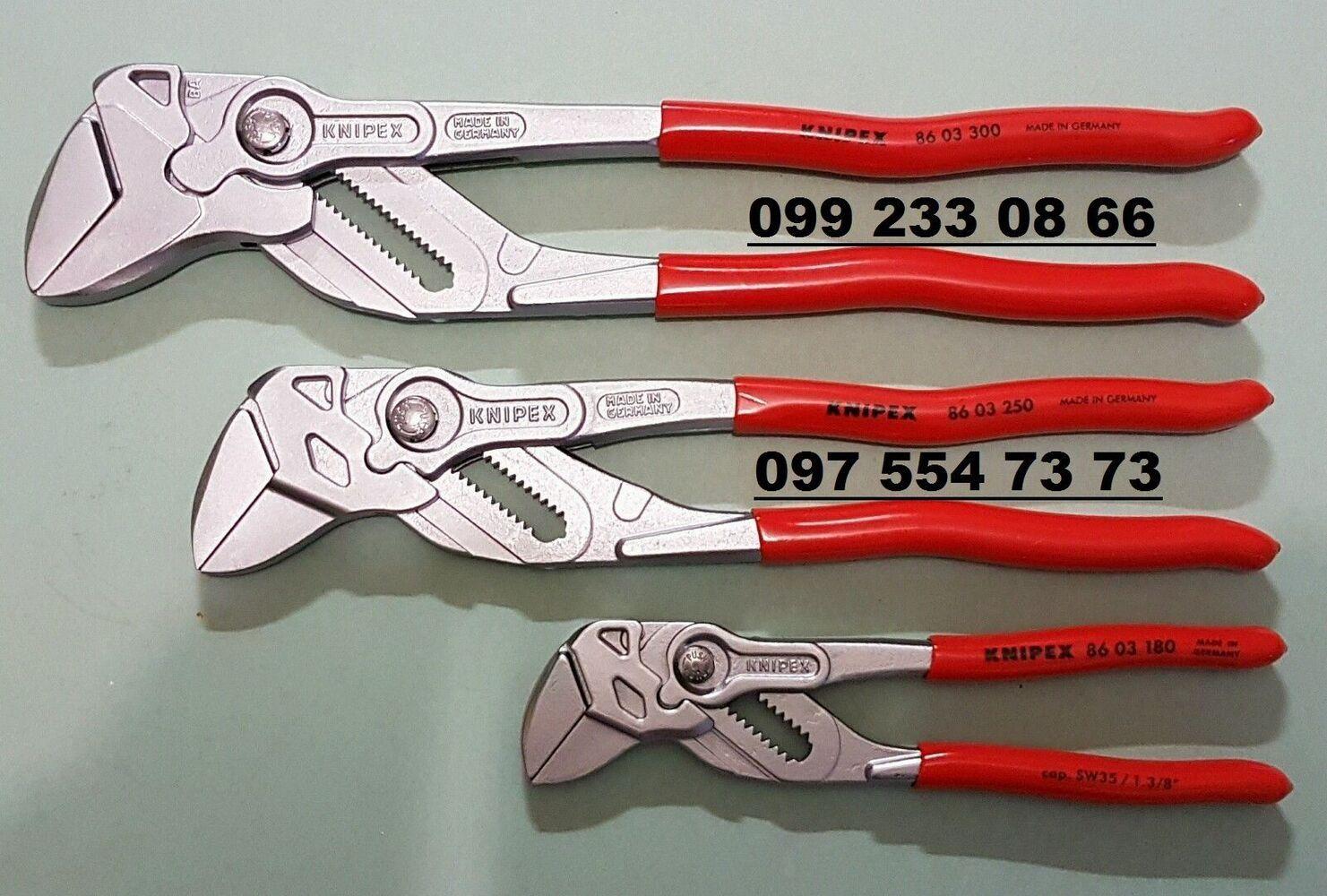 Професійний інструмент Knipex