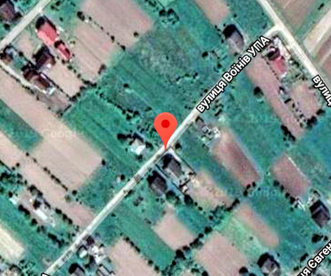Продаж земельної ділянки під забудову.