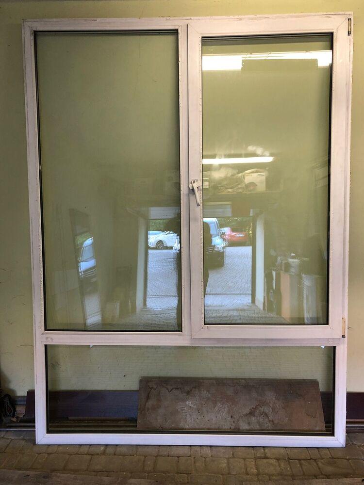 Продам 2 метало-пластикових вікна німецької фірми KBE.