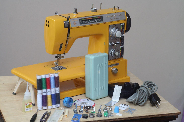 Швейна машина Privileg Topstar Electronic Super Automatic796 Німеччина