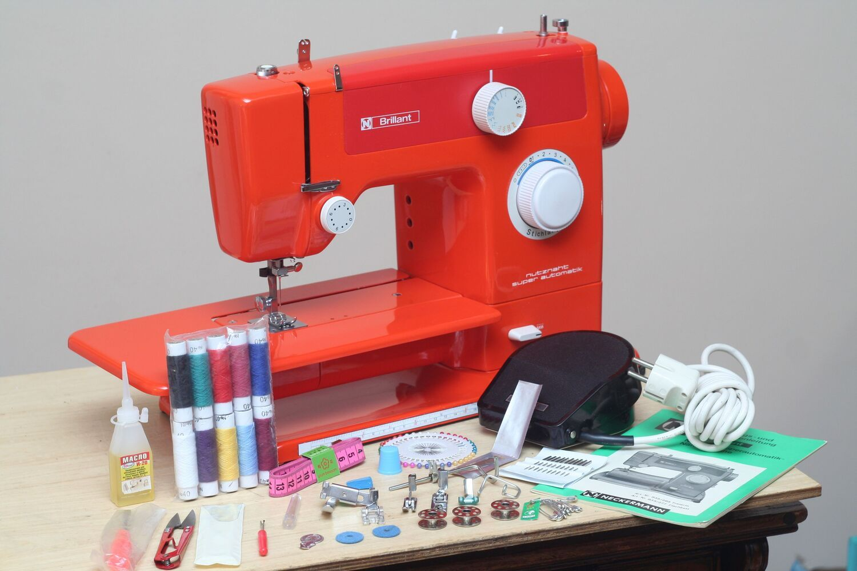 Швейна машина Brillant Automatik 545 Німеччина Шкіра - Гар. 6 міс
