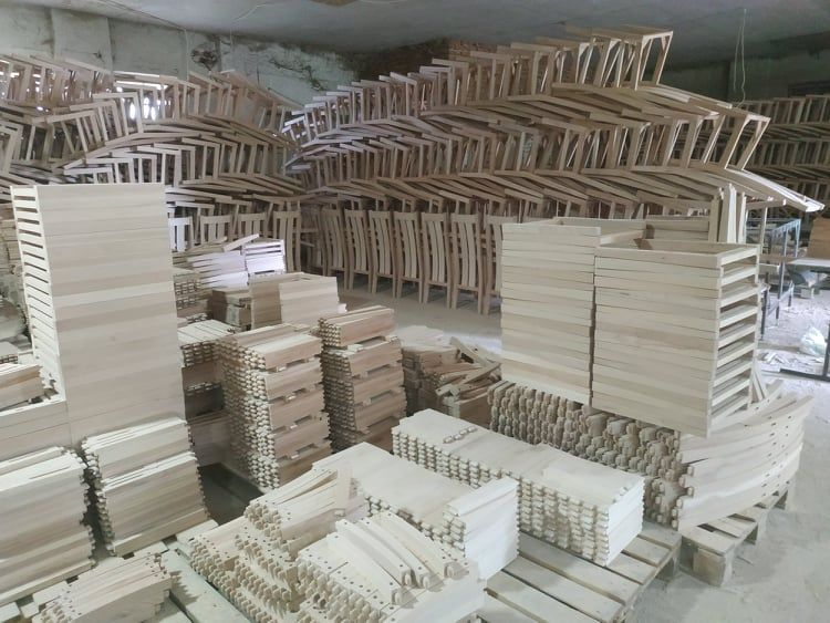 Фото оголошення Каркаси стільців