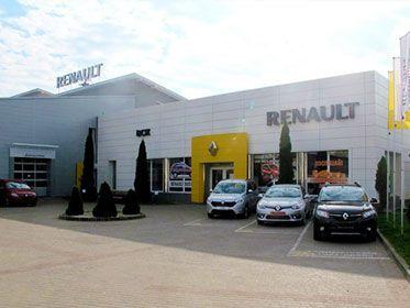 Renault офіційний дилер компанія В.С.К.