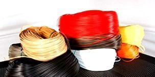 Штучний ротанг (техноротанг) для плетіння меблів в бухтах