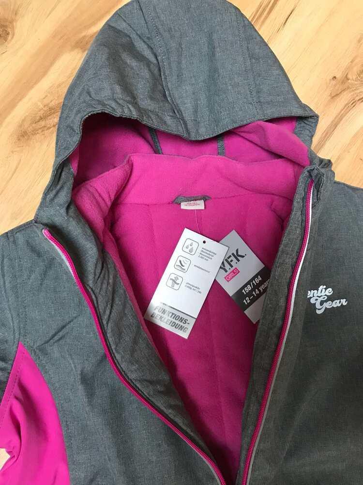 Куртка для дівчинки 12-14 років