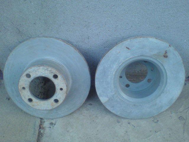 Гальмівні диски до Lada 01-07