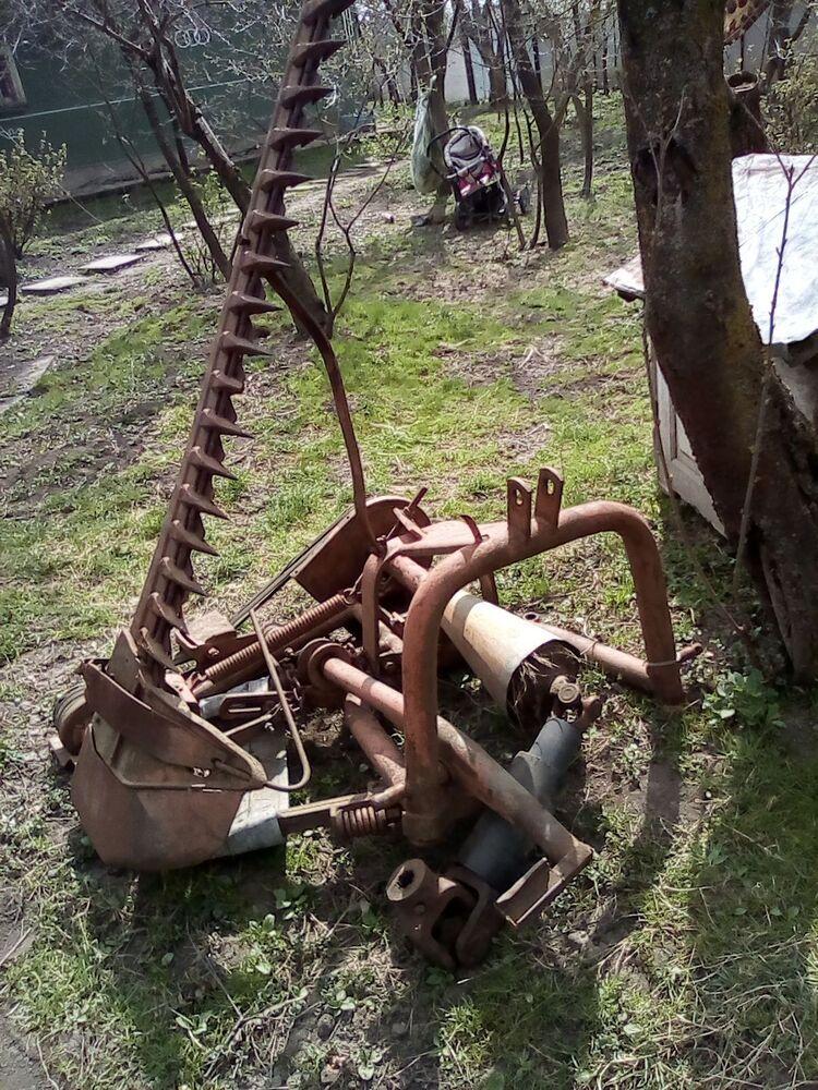 Продам косарку тракторну навісну сегментну Польську