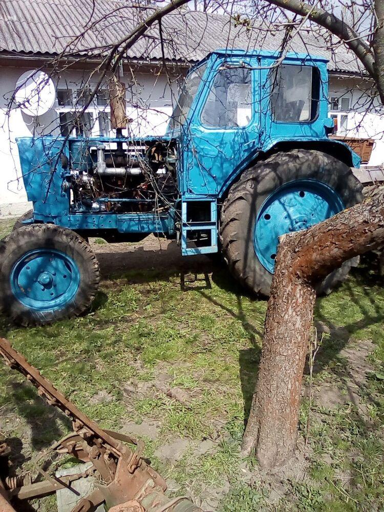 Продам трактор колісний ЮМЗ 6АКЛ