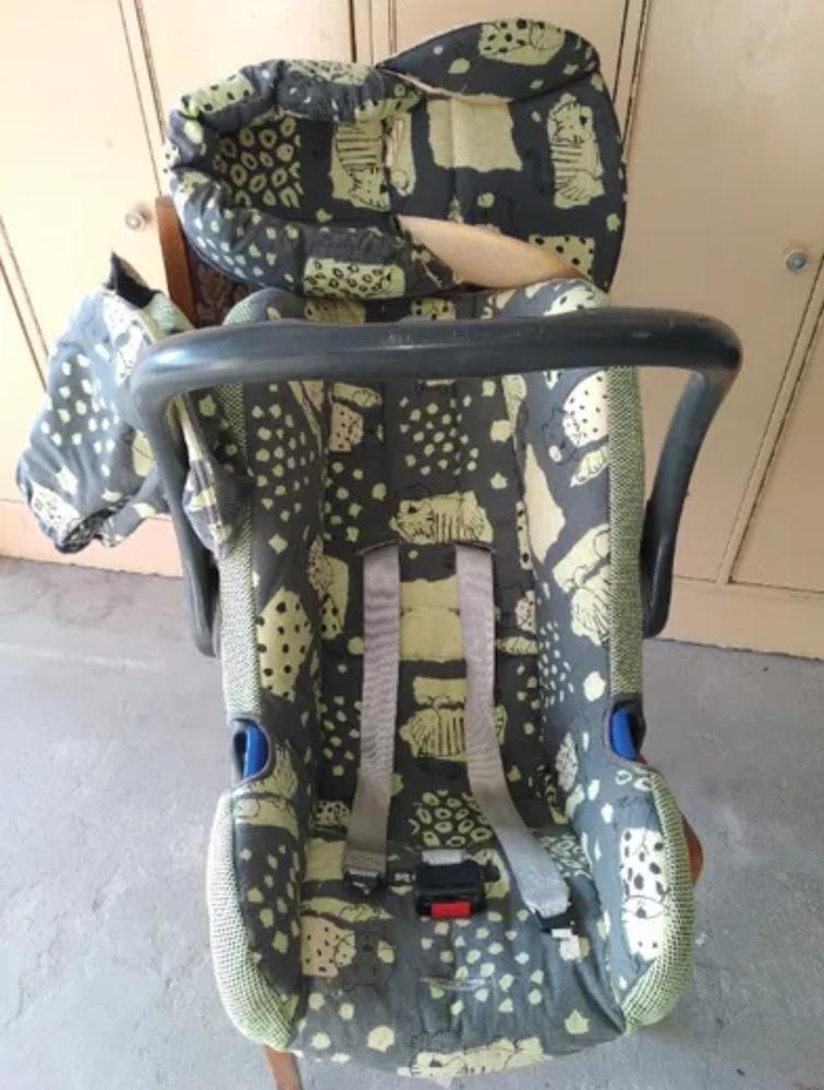 Дитяче автокрісло ROMER BABY-SAFE 0+