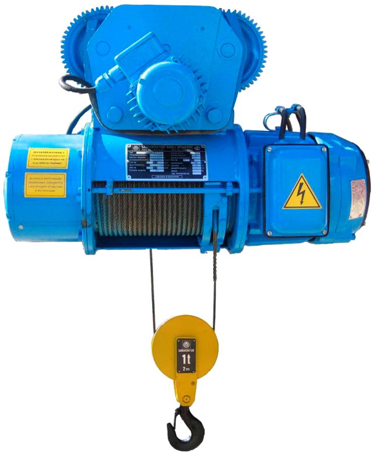 Тельфер електричний болгарський