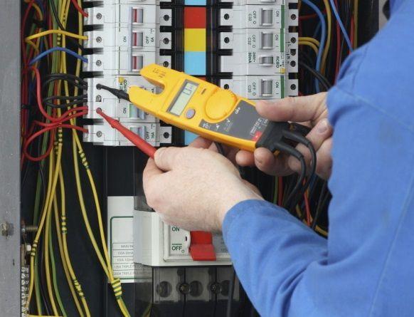 Фото оголошення Електрик