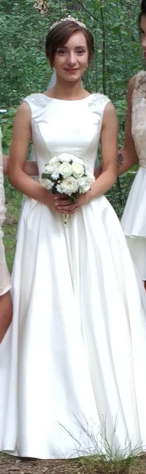 Королівське плаття!
