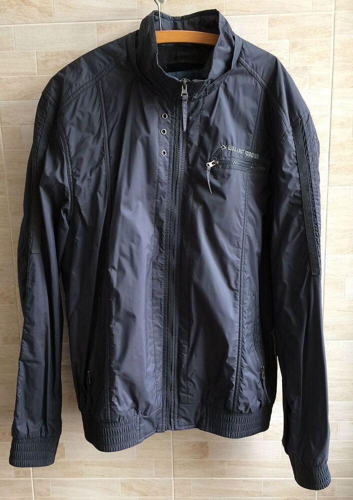 Продам нову чоловічу літню куртку темносиний колір.