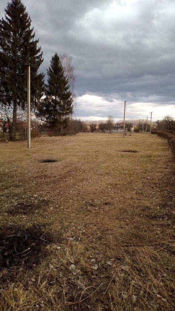 Продам земельну ділянку у селі Великий Ключів