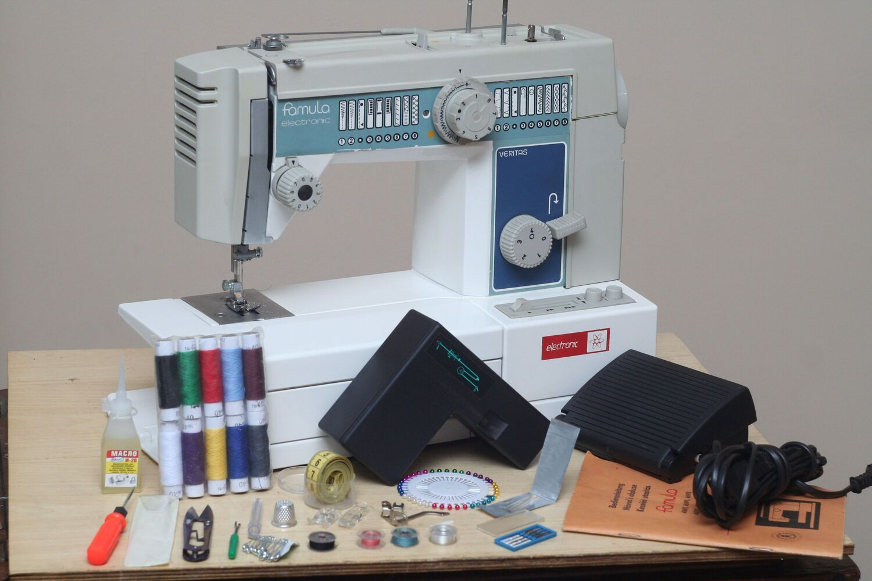 Швейна машина Veritas Famula 4890 Німеччина 1987 р. Гарантія 6 міс.