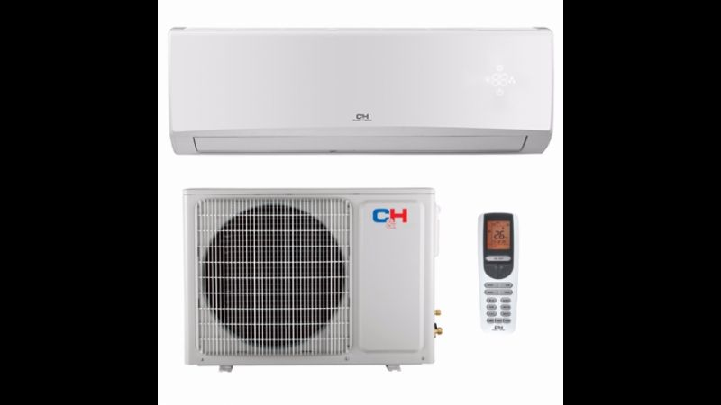 Кондиціонер Cooper&Hunter-Alpha Inverter CH-09FTXE with wi-fi