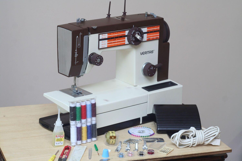 Швейна машина Veritas 4402 DDR 1984 рік, Німеччина