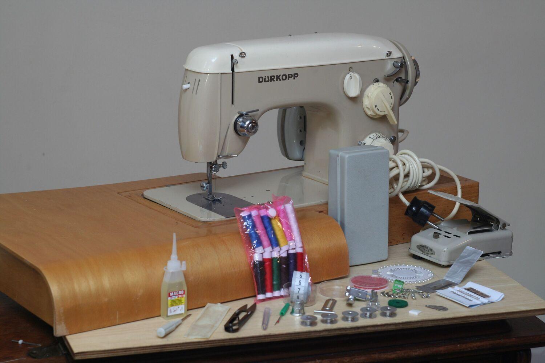 Швейна машина Dürkopp 420 шкіра, Німеччина