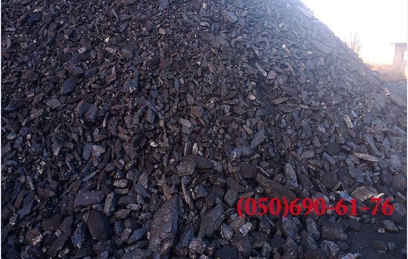 Продаж кам'яного газового вугілля по Україні. Опт. Вагонні поставки.