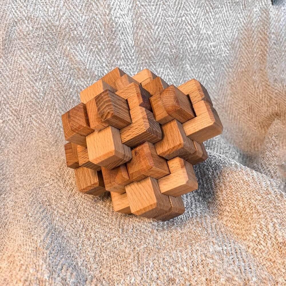 Дерев'яна головоломка Plexus