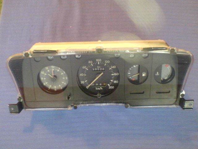 Спідометр до Forda Eskorta MK-4 (85-92р.в)