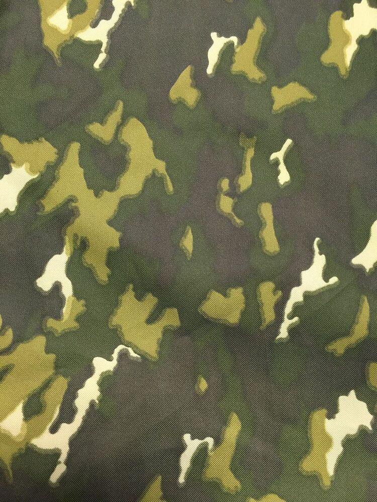 Водовідштовхувальну камуфляжну тканину, брезент