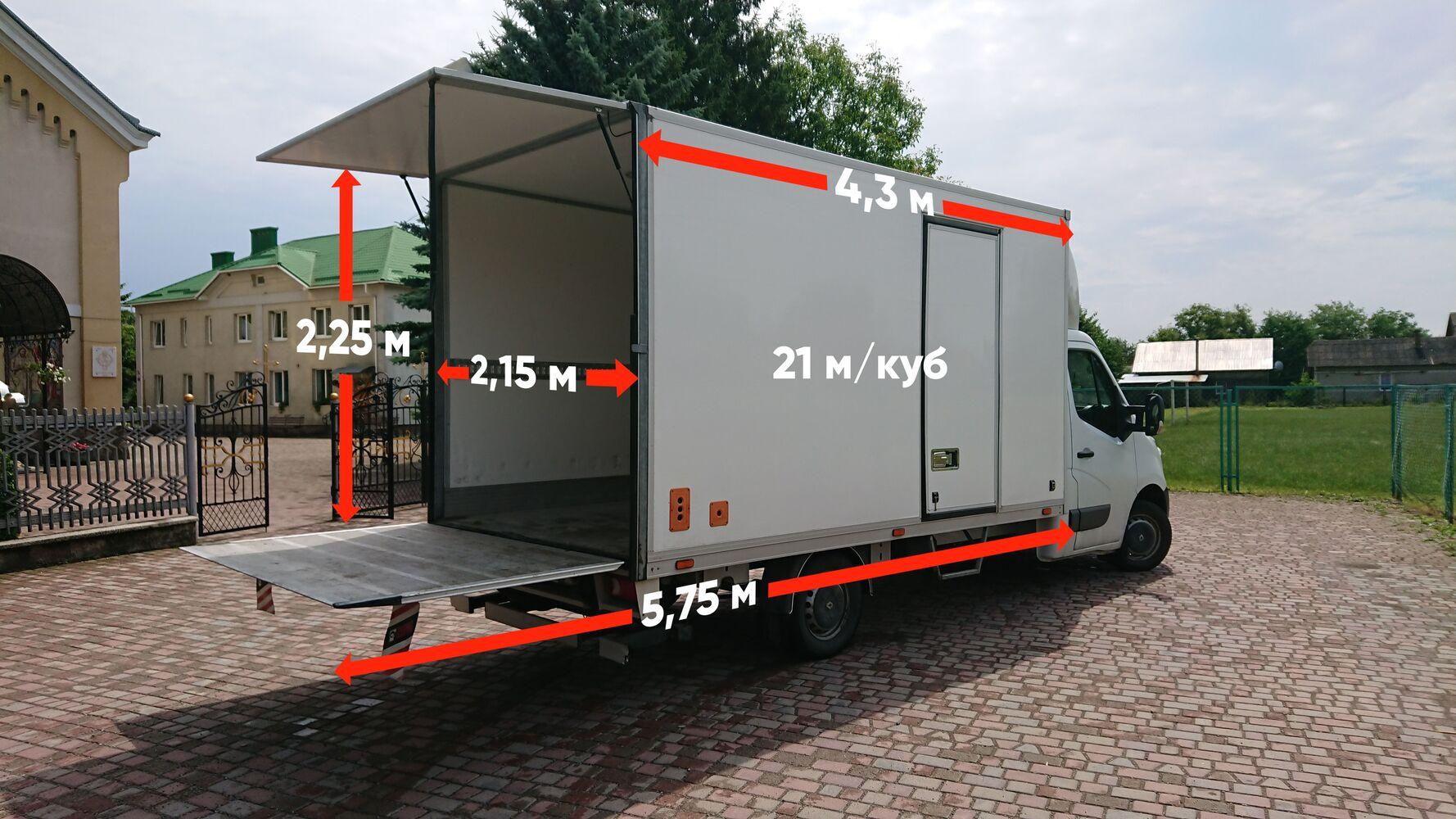 Вантажні перевезення, вантажники, переїзди