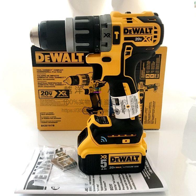 Дрель-шуруповерт DeWALT DCD792P2B. Оригинал.