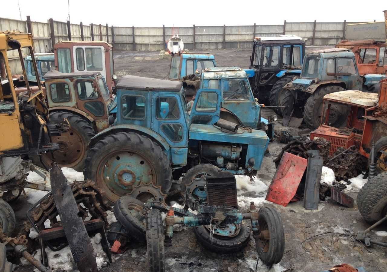Куплю трактори МТЗ, ЮМЗ, Т-25 в будь-якому стані